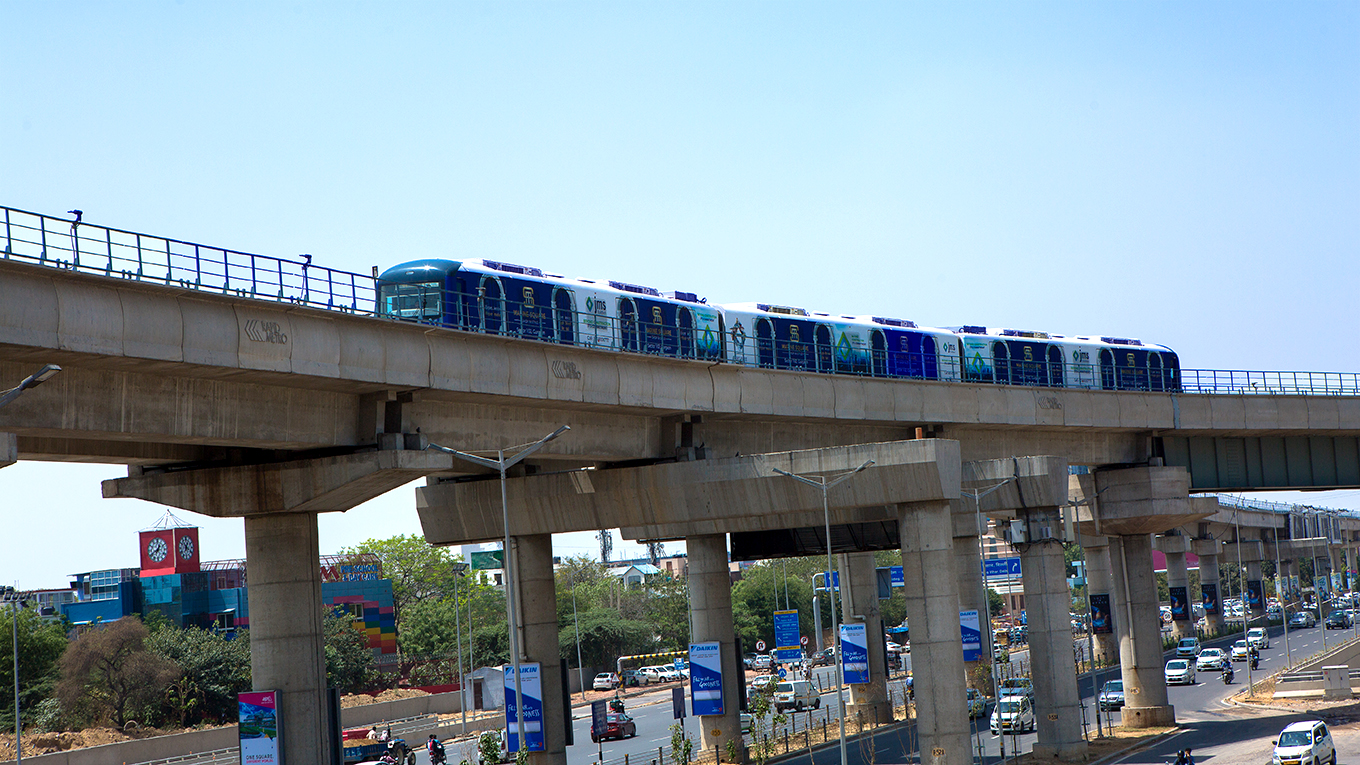 Ramboll appointed to conduct a quality audit and feasibility study for the Gurugram Rapid metro project