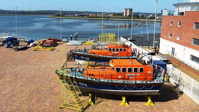 Ramboll. The All-weather Lifeboat Centre (ALC) is a production facility of approximately 5,000 m2 with 7,000m2 of open areas, quay spaces and good land access for low loaders